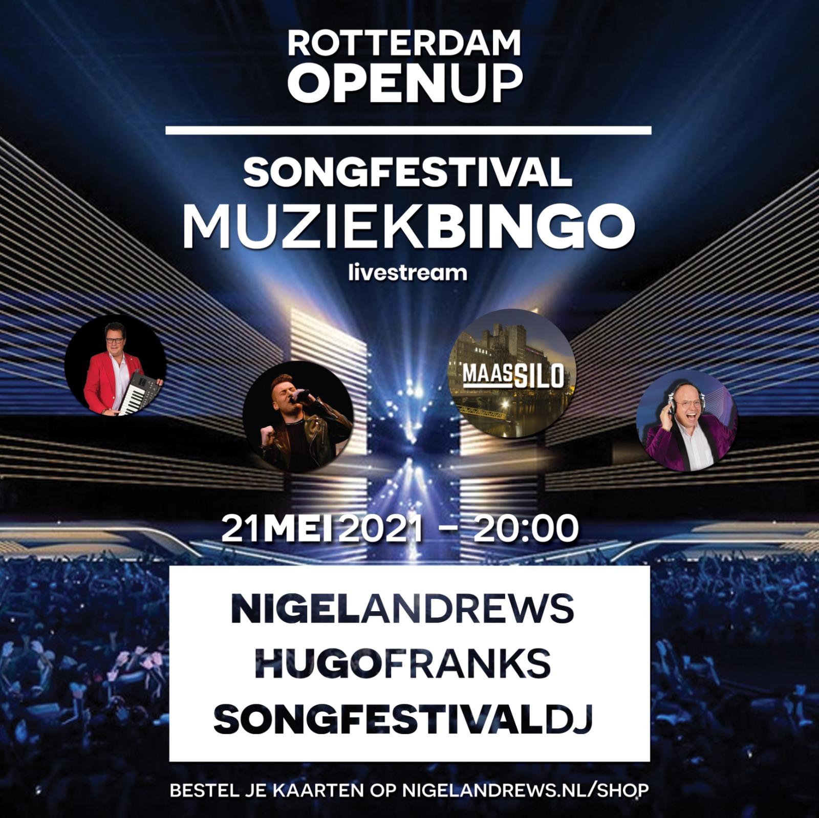 Songfestival Ticket